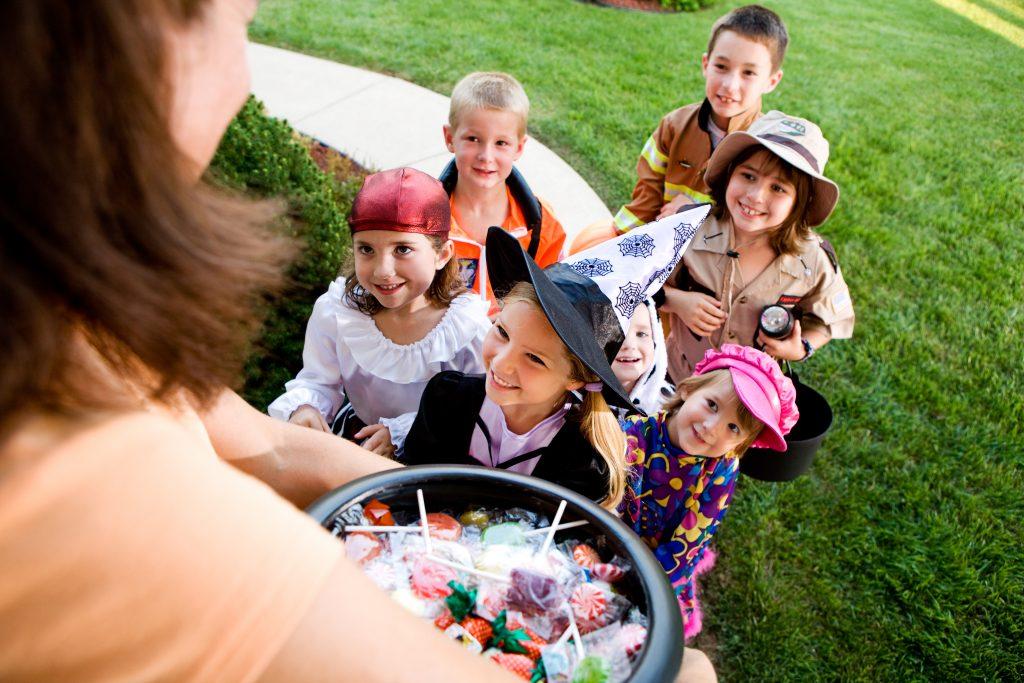Une fête d'Halloween horriblement réussie