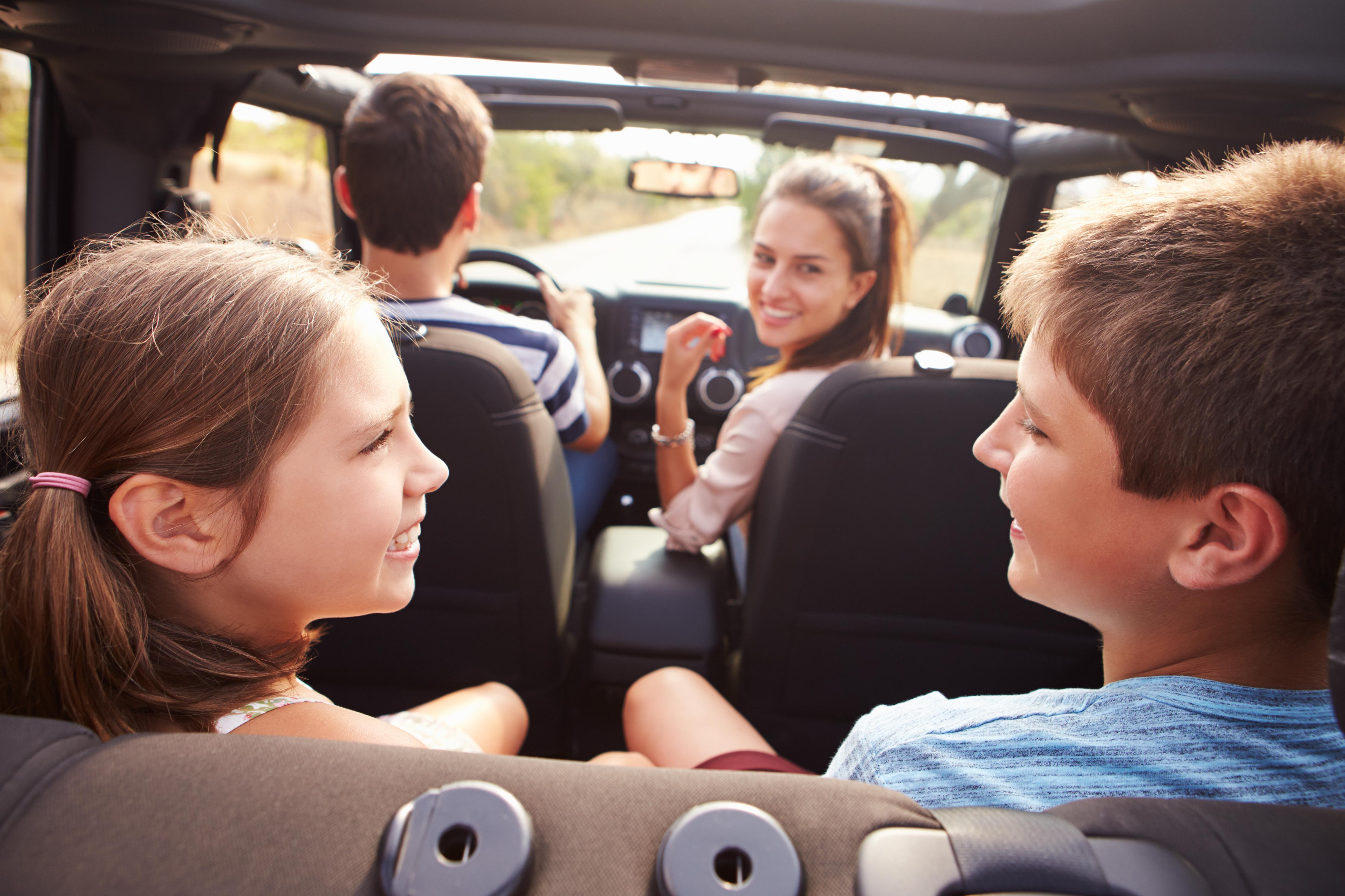Des jeux pour faire passer le temps en voiture