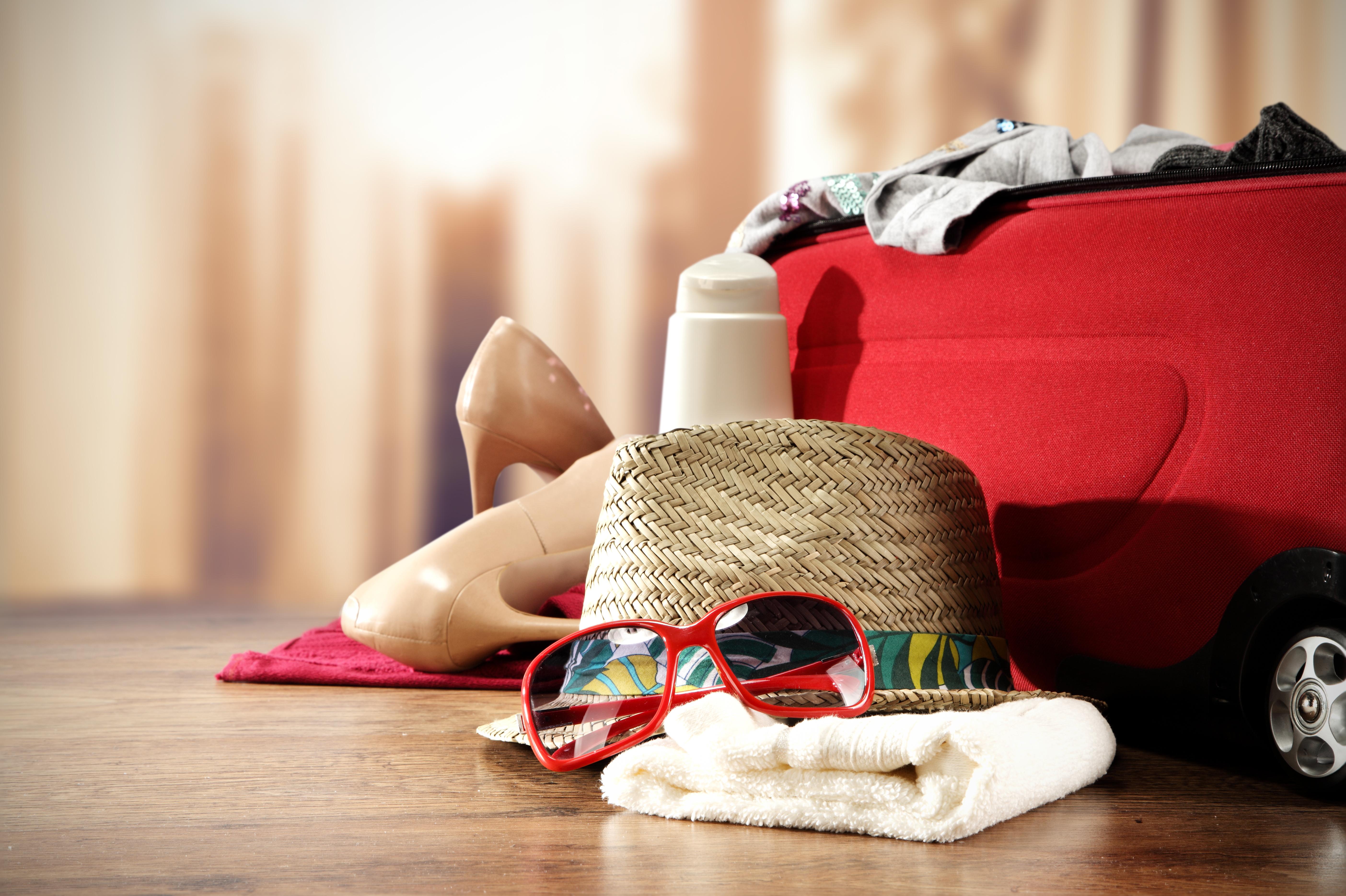 Que mettre dans ma valise quand je pars en vacances ?