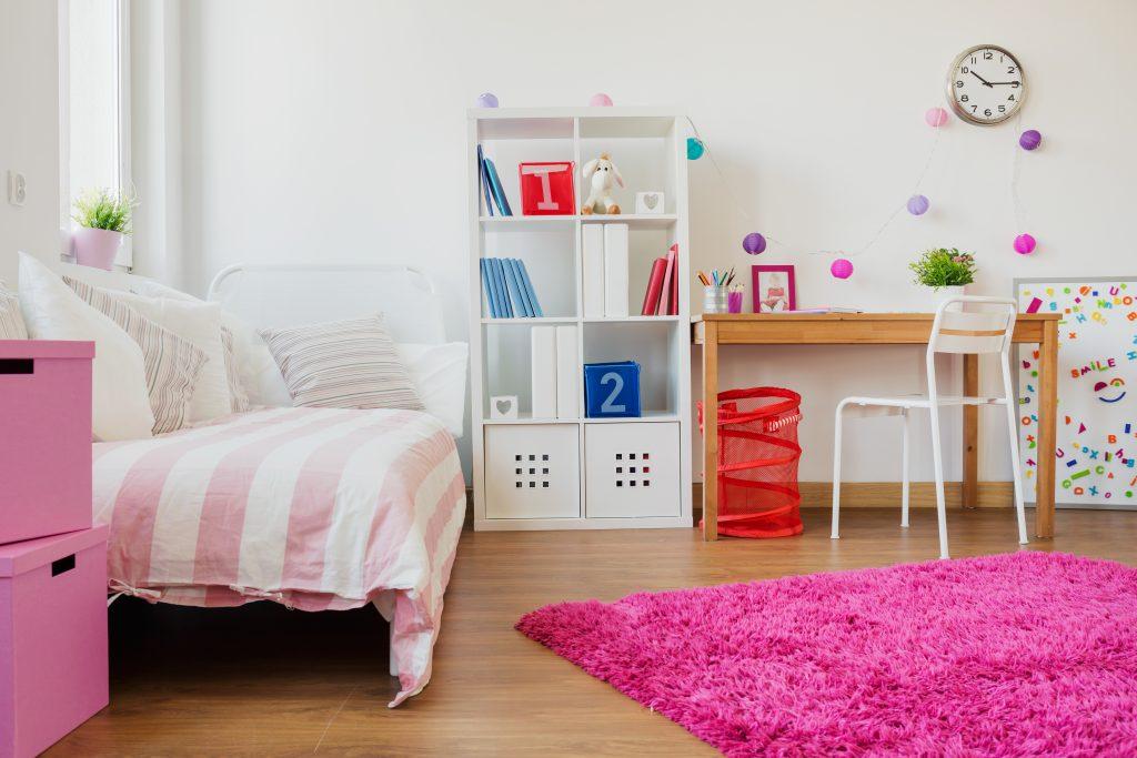 5 conseils pour une chambre d'enfant facile à ranger !