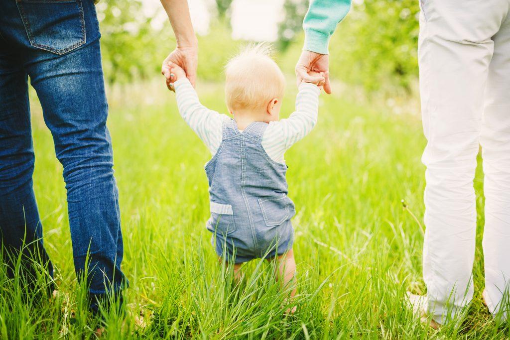 Les indispensables quand on part en balade avec un bébé ou des petits enfants
