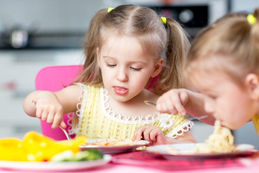 Repas des enfants