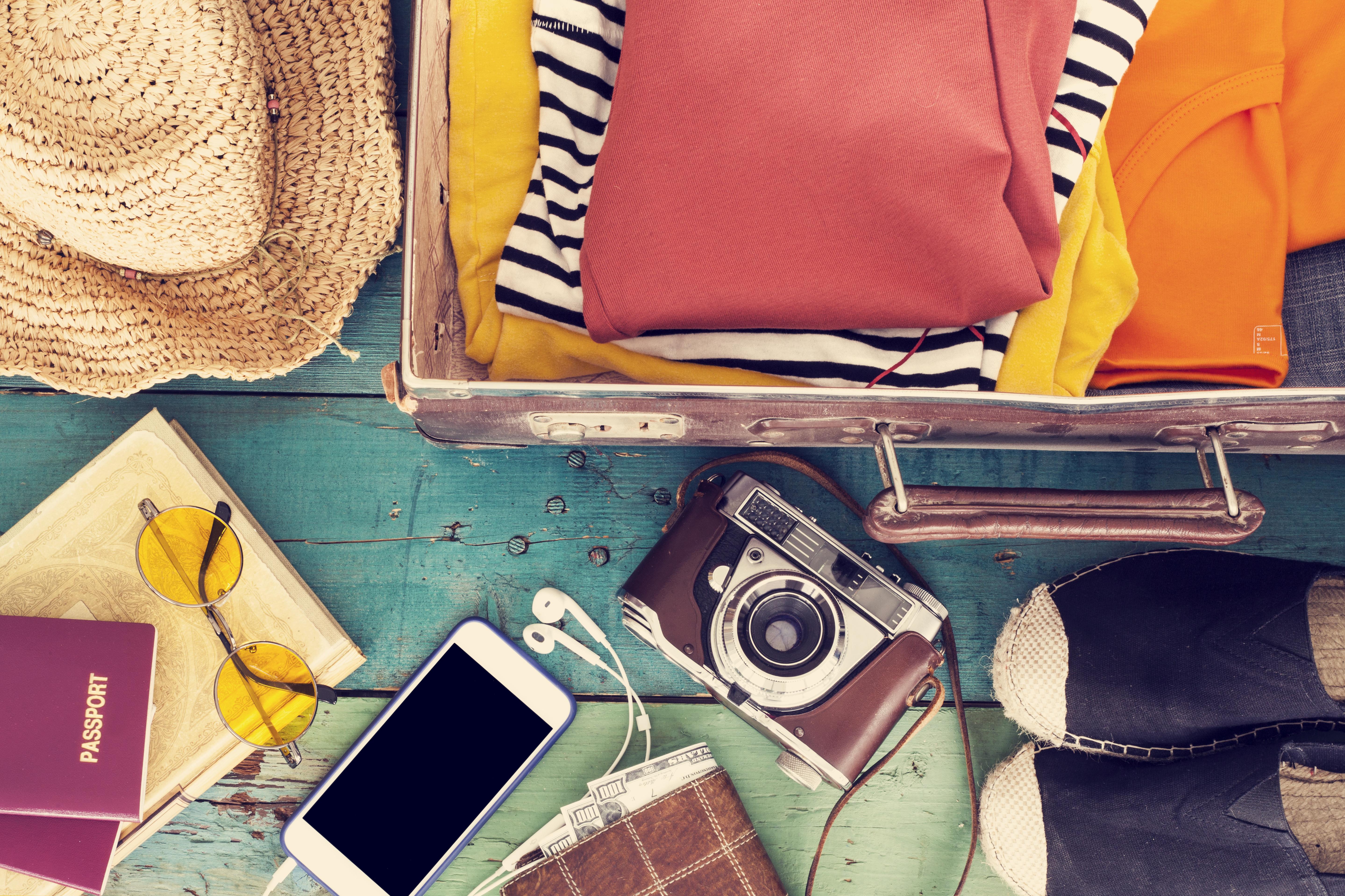 Les 10 petits trucs utiles et malins à mettre dans sa valise