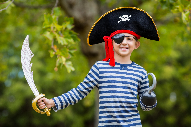 Anniversaire pirates