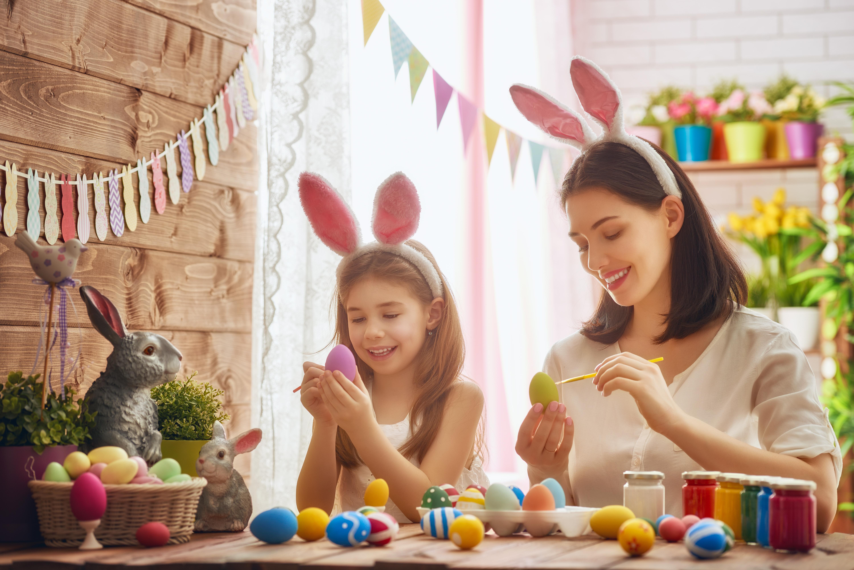 Ateliers et activités manuelles de Pâques