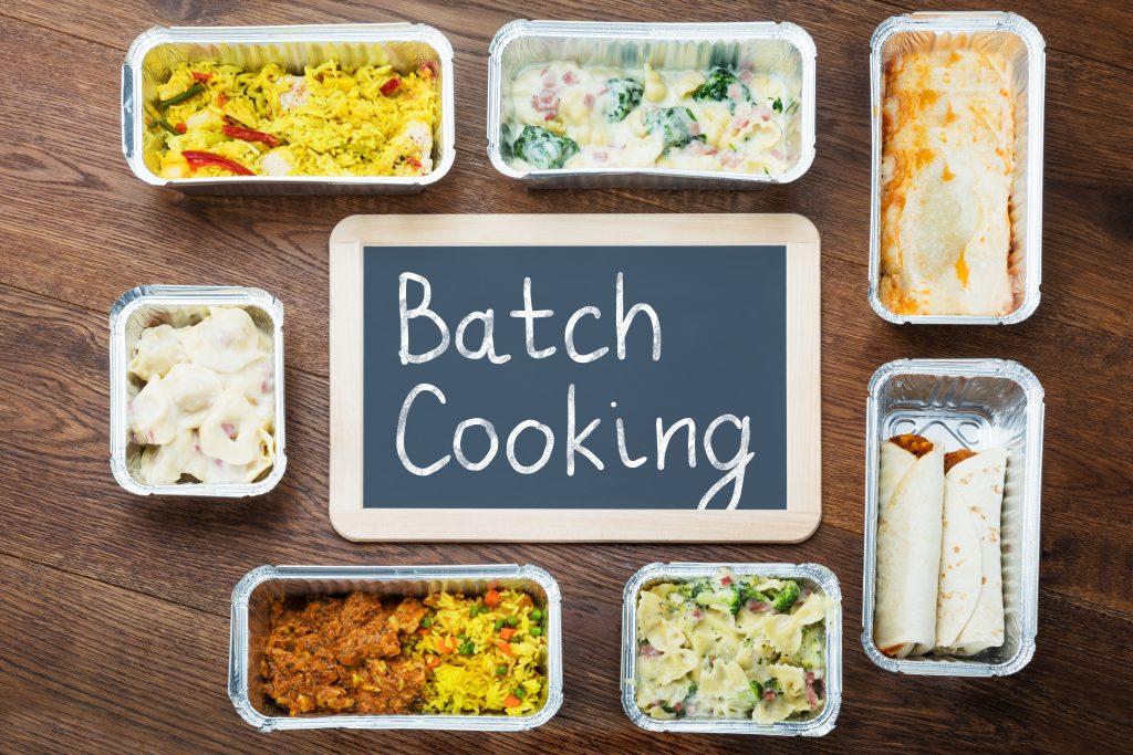 Comment bien s'organiser pour faire du batch cooking
