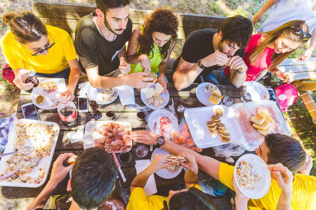 L'idée géniale pour se simplifier les repas en vacances quand on est nombreux