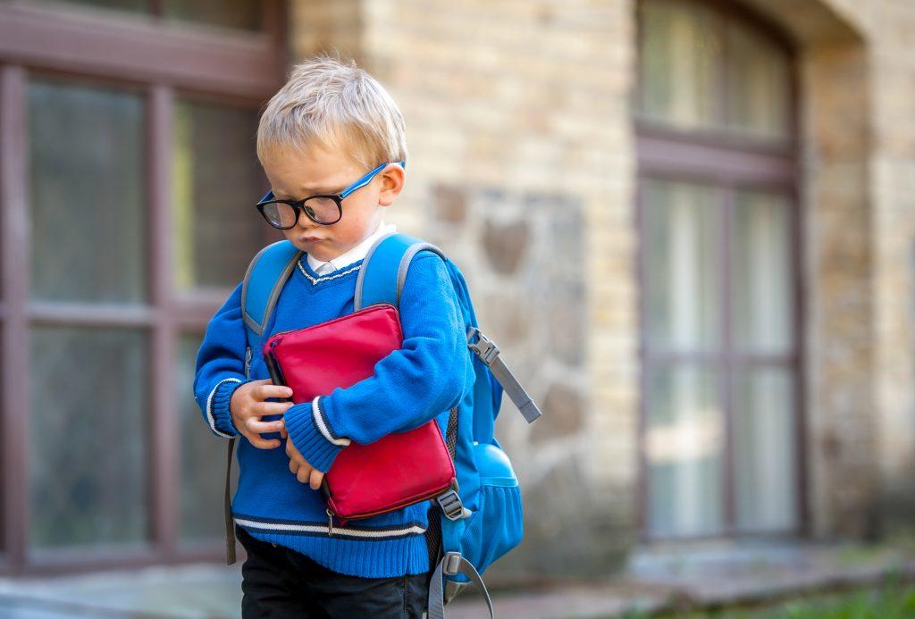 Mon enfant ne veut plus aller à l'école