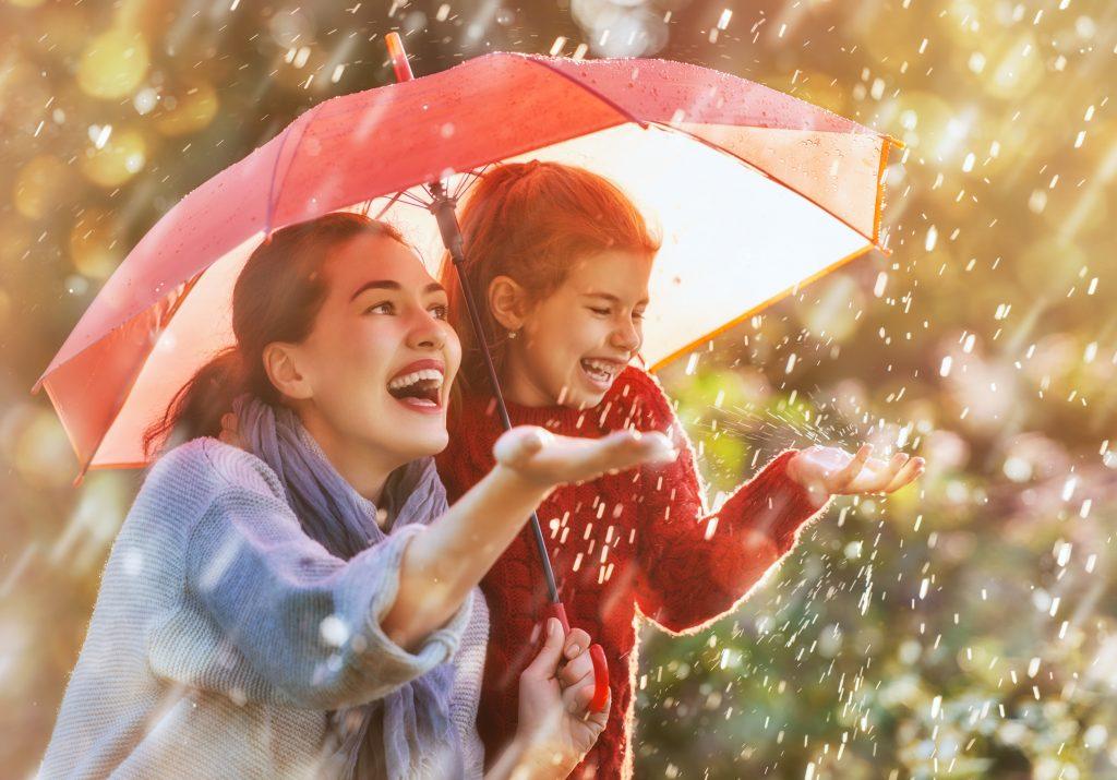 7 trucs sympas à faire quand il pleut !