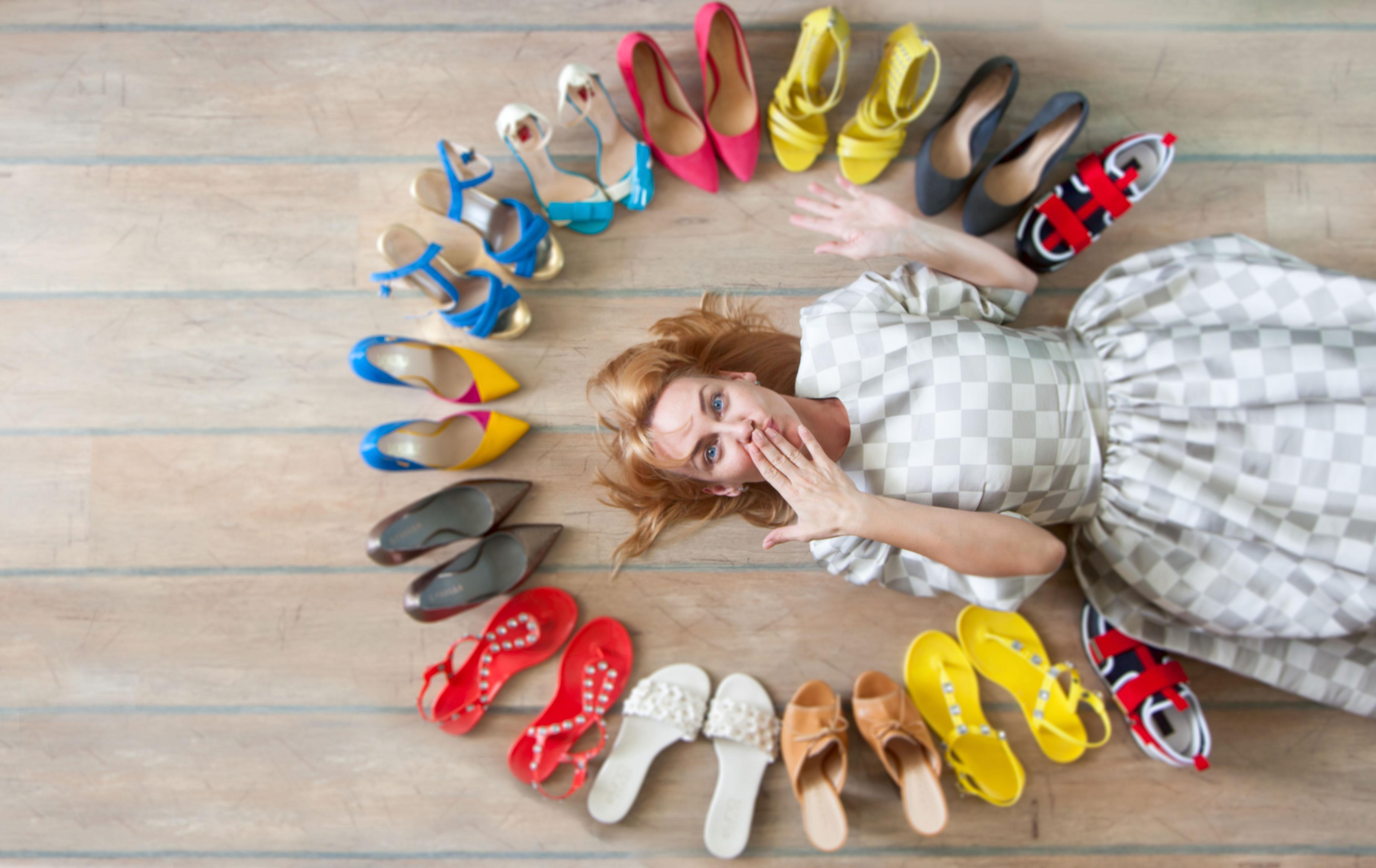 Comment bien ranger les chaussures