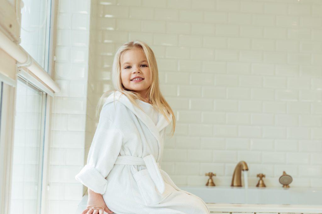 5 ASTUCES POUR SIMPLIFIER LA TOILETTE DES ENFANTS