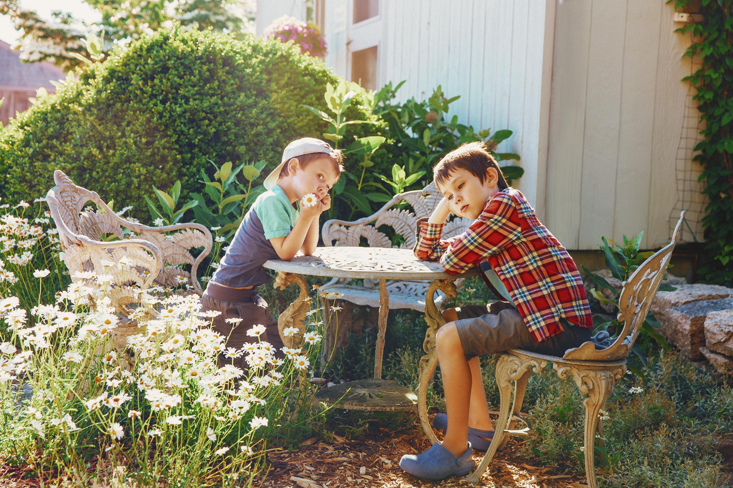 Que faire quand les enfants s'ennuient en vacances ?