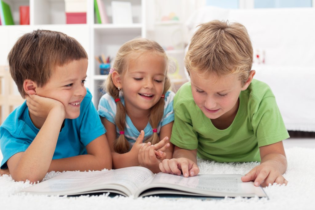Conseils pertinents de livres pour enfants