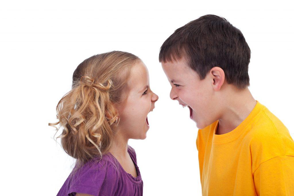 Mes enfants se disputent tout le temps, comment gérer leurs disputes ?