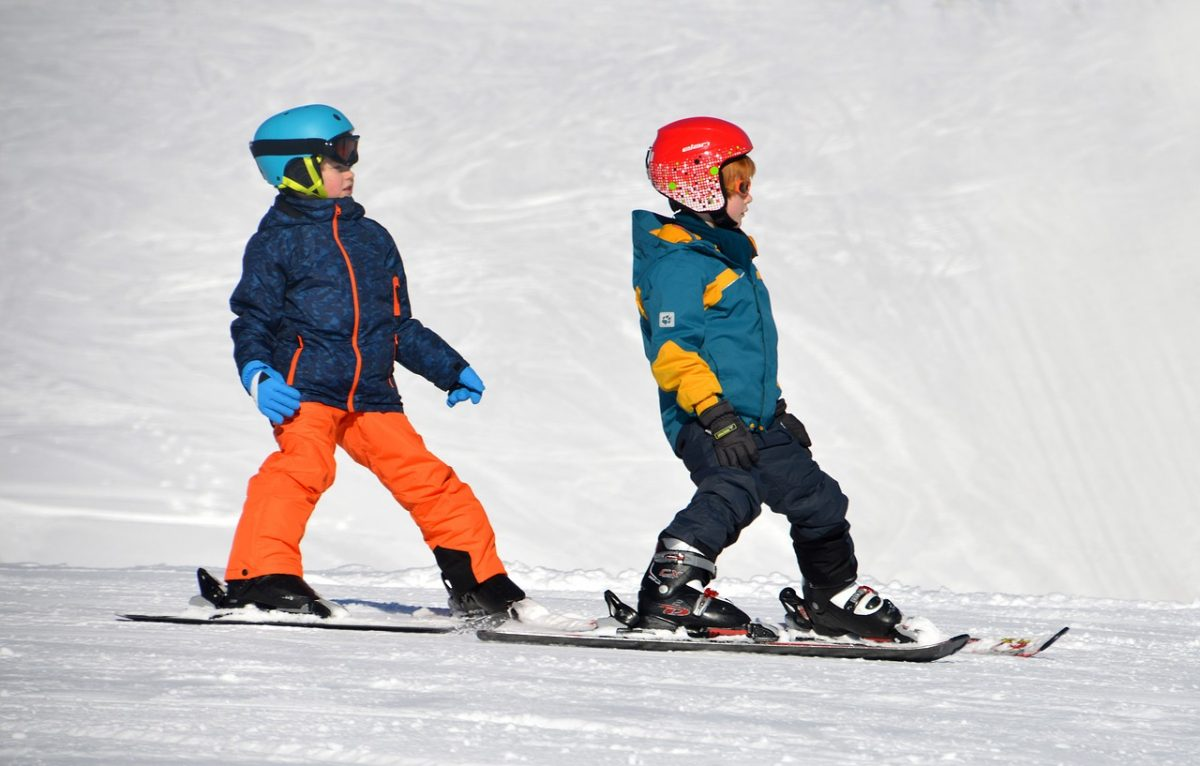 tenues de ski pas cher