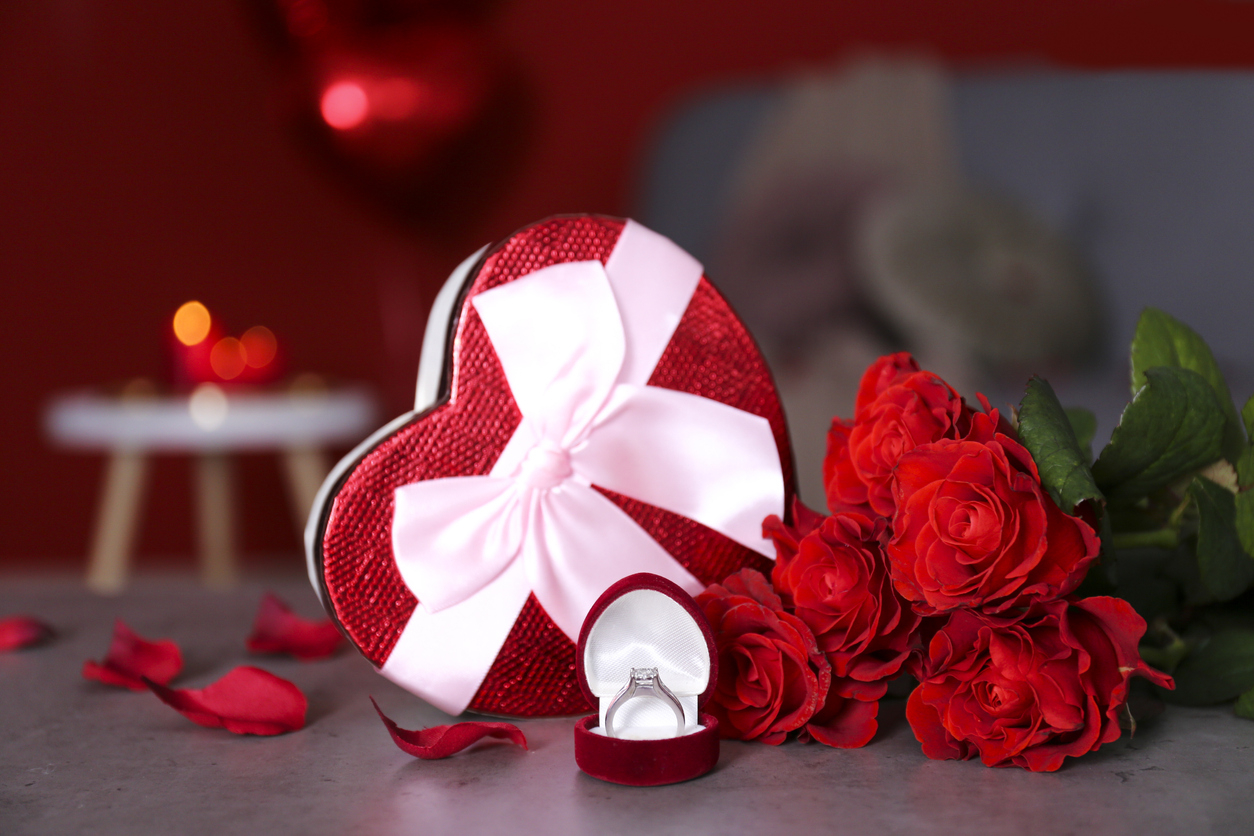 bijou Saint-Valentin