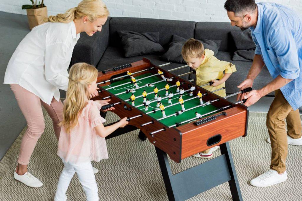Passion babyfoot : les enfants aussi !