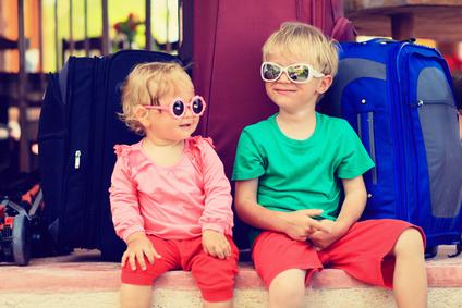 15 Conseils pour voyager avec des enfants