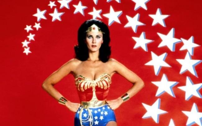 Pour Mardi Gras, je me la joue Wonder Woman !